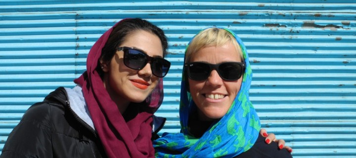 Frauenpower in Iran / Women power in Iran