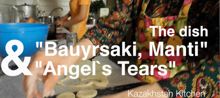 "Kazakhstan – 9th ""Angel`s Tears"" SilkRouteCooking  movie"